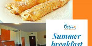 summer brakfast